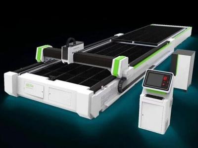 光纤数控激光切割机