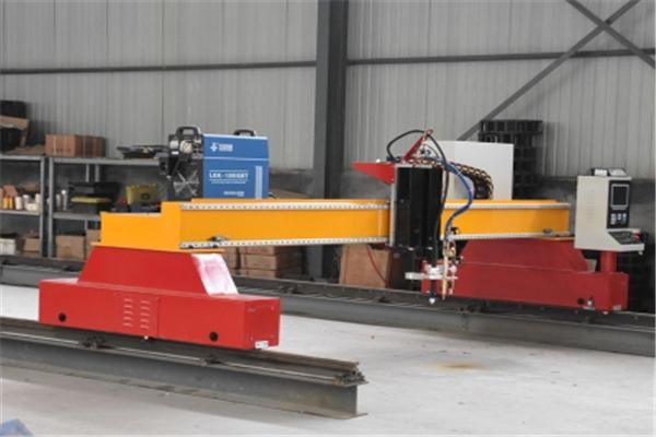大龙门式数控切割机厂家向您分享龙门切割机的各种优势