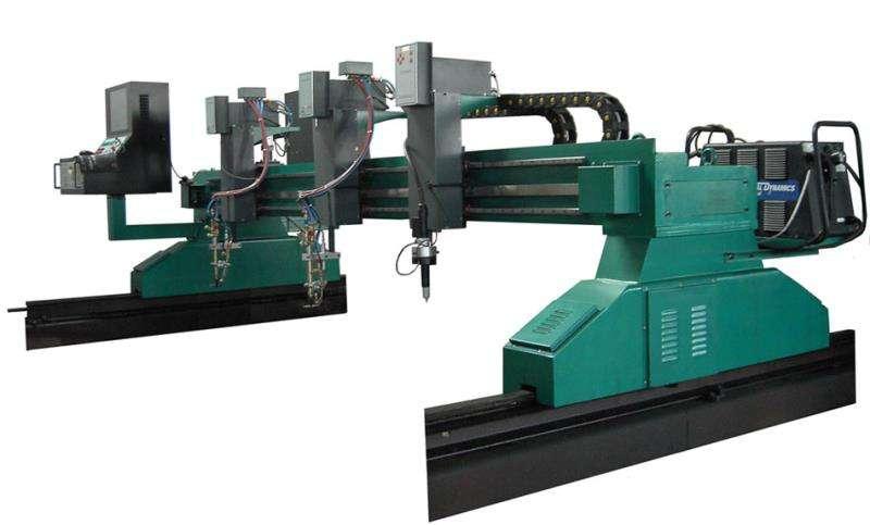 济南龙门式数控切割机设备详细构成