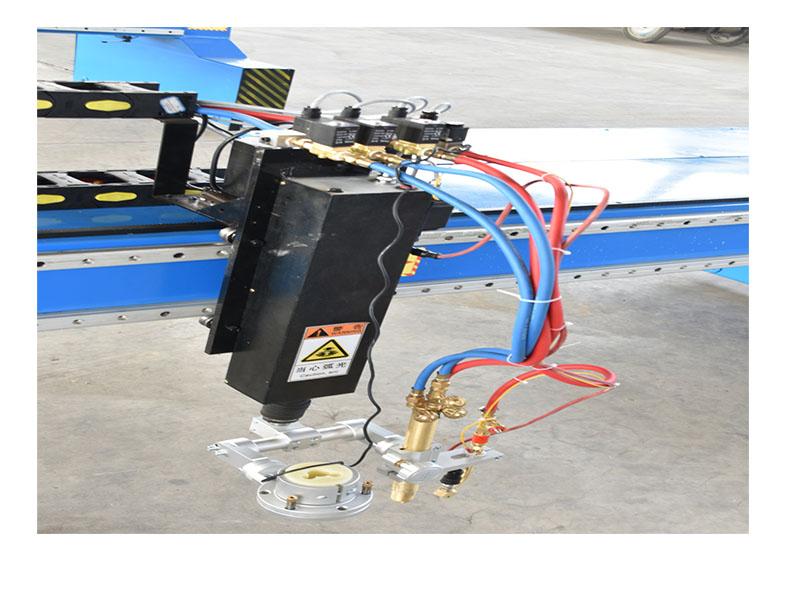 龙门数控切割机产品案例-2