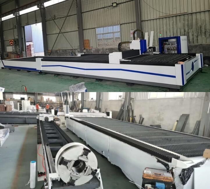 3000w高精度钢板不锈钢激光切割机-信尔设备