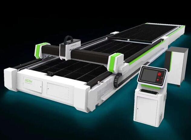 激光切割机附带数控面板