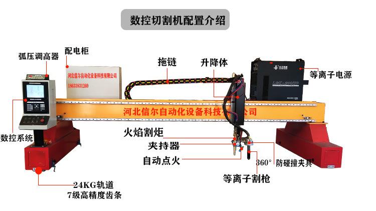 等离子切割机比起火焰切割有哪些优势?