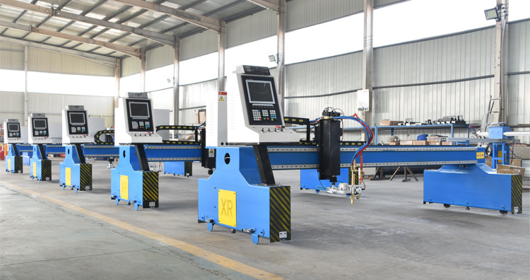 龙门式切割机设备厂家选择河北信尔服务好